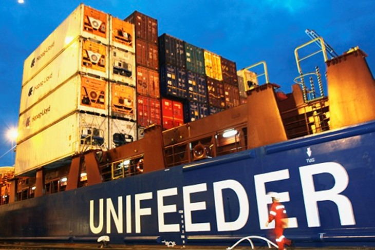 Nordic Capital sells Unifeeder to DP World Image