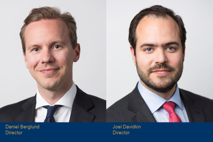 "Nordic Capital features twice in ""Real Deals Future 40"" list - the dealmakers who will shape Private Equity's future Image"