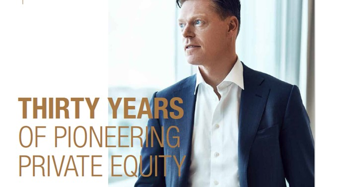 Nordic Capital Annual Review 2019 - 30 Years in Private Equity