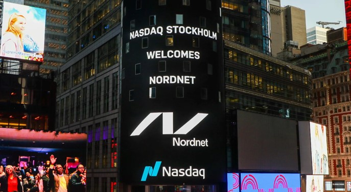 Nordic Capital-backed Nordnet lists successfully on Nasdaq Stockholm