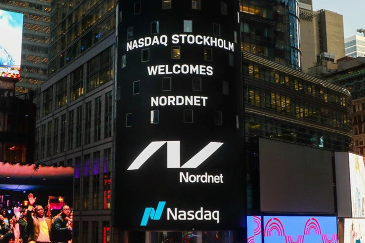 Nordic Capital-backed Nordnet lists successfully on Nasdaq Stockholm Image