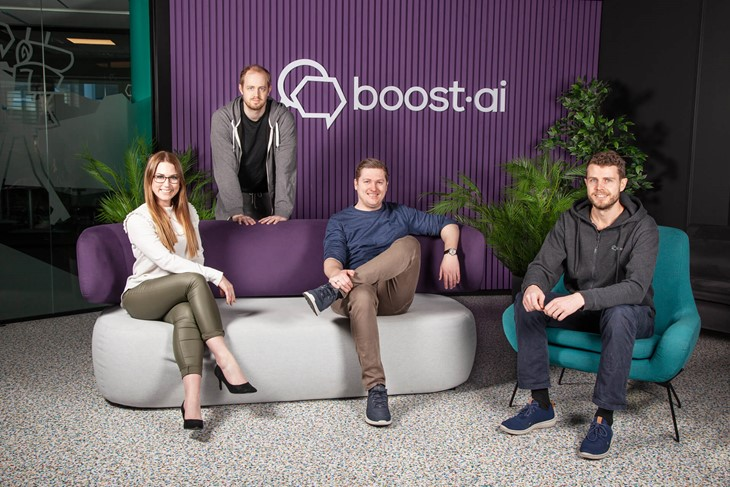 Nordic Capital and Boost.ai announce partnership to accelerate growth and expand conversational AI platform into new markets Image